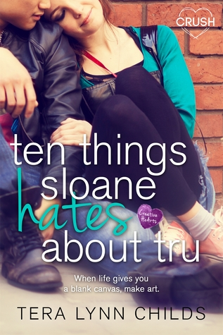 Cover Ten Things Sloane Hates About Tru Englisch
