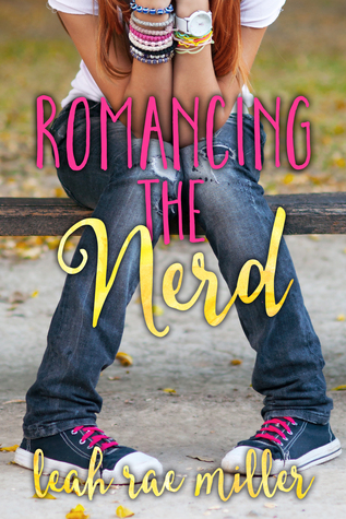 Cover Romancing the Nerd Englisch