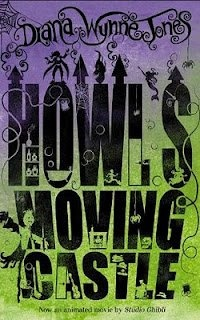 Cover Howl's Moving Castle englisch