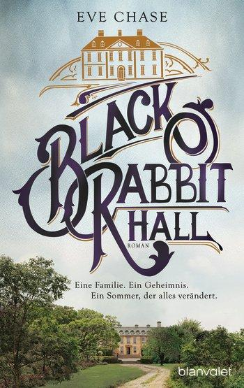 Cover Black Rabbit Hall deutsch