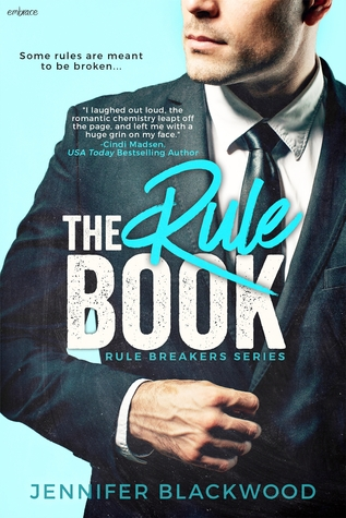 Cover The Rule Book Englisch