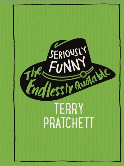 Cover Seriously Funny - The Endlessy Quotable englisch