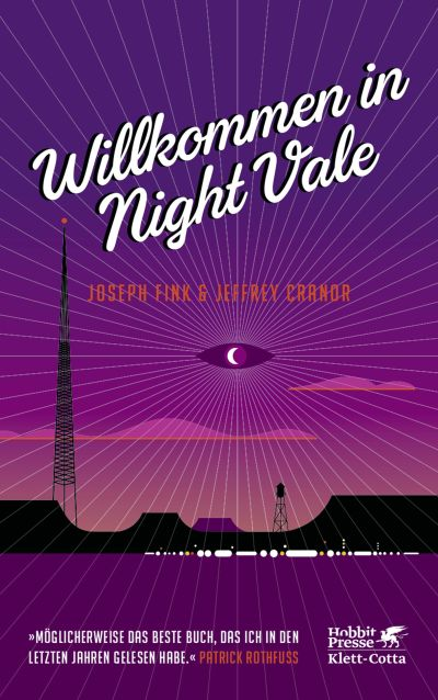 Cover Willkommen in Night Vale deutsch
