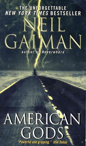 Cover American Gods I englisch