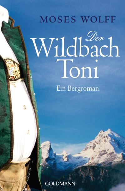 Cover Der Wildbach Toni deutsch