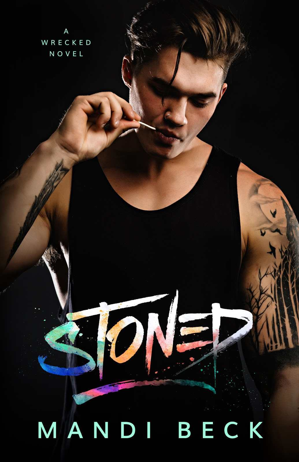 Cover Stoned