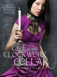 Cover The Girl in the Clockwork Collar englisch