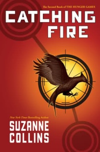 Cover Catching Fire englisch