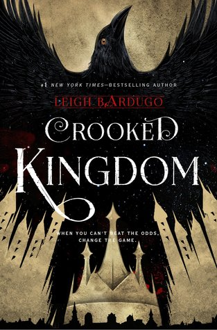 Cover Crooked Kingdom