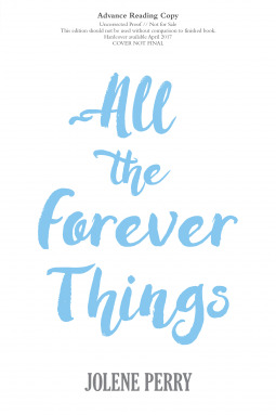 Cover All the Forever Things
