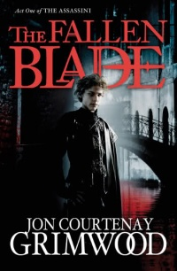 Cover The fallen Blade englisch