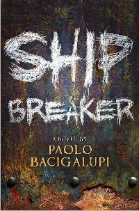 Cover Ship Breaker englisch