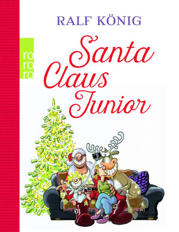 Cover Santa Claus Junior