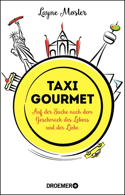 Cover Taxi Gourmet