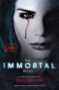 Cover The Immortal Rules englisch
