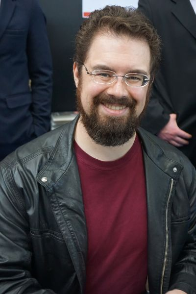 Tag 3 Bild 6 Christopher Paolini