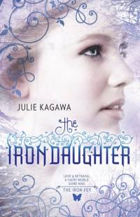 Cover Iron Daughter englisch