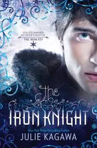 Cover Iron Knight englisch
