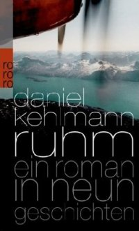 Cover Ruhm deutsch