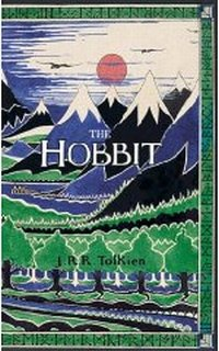 Cover The Hobbit englisch