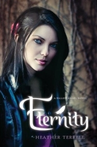 Cover Eternity englisch