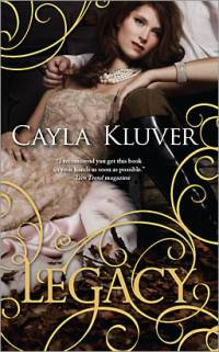 Cover Legacy englisch