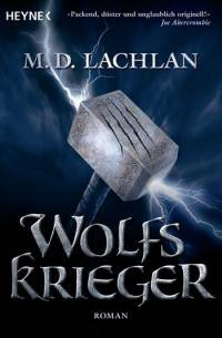 Cover Wolfskrieger deutsch