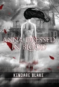 Cover Anna Dressed in Blood englisch