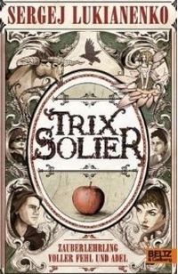 Cover Trix Solier deutsch