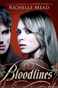 Cover Bloodlines englisch