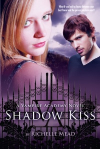 Cover Shadow Kiss englisch