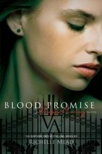 Cover Blood Promise englisch