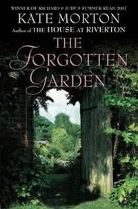 Cover The forgotten Garden englisch