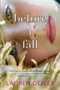 Cover before i fall englisch