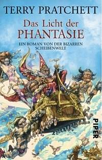 Cover Das Licht der Phantasie deutsch