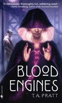 Cover Blood Engines englisch