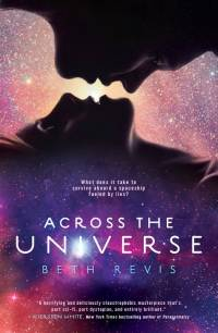 Cover Acros the Universe englisch