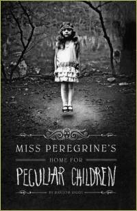 Cover Miss Pergrines Home for Peculiar Children englisch