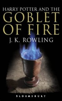 Cover Harry Potter and the Goblet Of Fire englisch