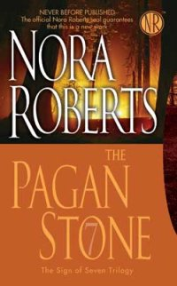 Cover The Pagan Stone englisch