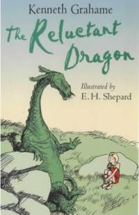 Cover The Reluctant Dragon englisch