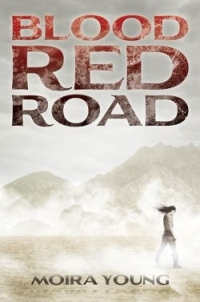 Cover Blood Red Road englisch