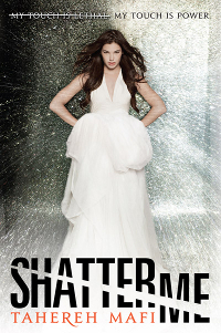 Cover Shatter Me Englisch