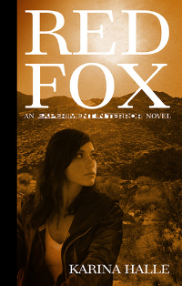 Cover Red Fox Englisch