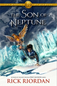 Cover The Son of Neptune englisch