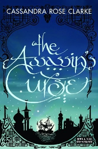 Cover The Assassin's Curse englisch