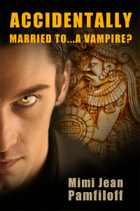 Cover Accidentally Married to a Vampire englisch