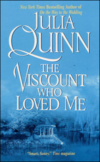 Cover The Viscount Who Loved Me englisch