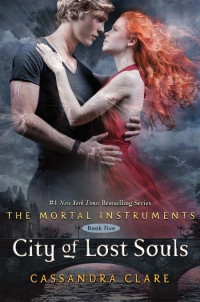 Cover City of Lost Souls englisch