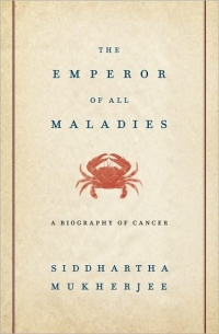 Cover The Emperor of all Maladies englisch